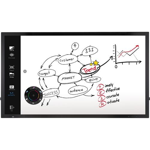 """LG 75TC3D-B 75"""" LCD Touchscreen Monitor - 16:9"""