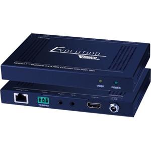 Vanco Evolution HDBaseT 4K@60Hz, 4:4:4 Chroma, HDR Extender 164ft/50m