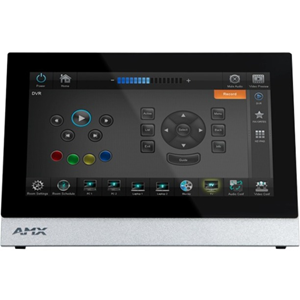 """AMX 7"""" Modero X Series G4 Tabletop Touch Panel (No Camera, No Microphone)"""