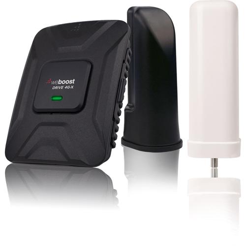 WeBoost Drive 4G-X RV 470410 Cellular Phone Signal Booster