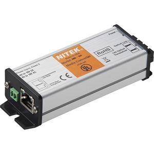 NITEK MM-100 Single Channel 10/100 Media Converter for Multimode Fiber