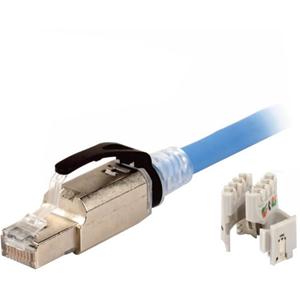 Siemon Z-PLUG Field-Terminated Plug