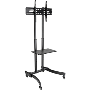 """Tripp Lite TV Mobile Flat-Panel Floor Stand Cart Height Adjustable LCD- 37"""" to 70"""" TVs and Monitors"""