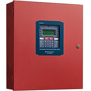 50-POINT ADDRESSABLE FIRE ALARM CONTROL PANEL