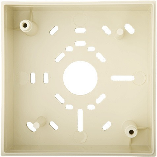 System Sensor SMB500 Mounting Box for Security Module - White