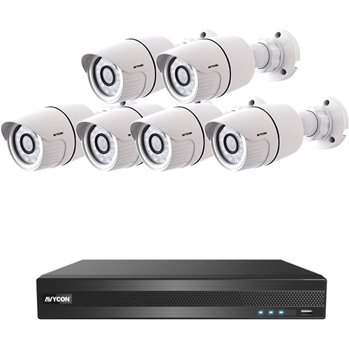 AVYCON AVK-HN41B6 Video Surveillance System