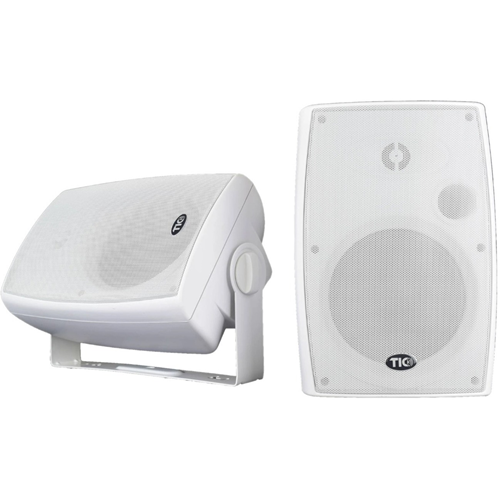 TIC BPS6 Bluetooth Speaker System - White