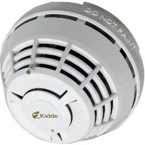 kidde Intelligent Fixed Temperature Heat Detector