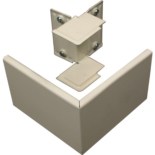 Wiremold 3000 External Corner Coupling Fitting