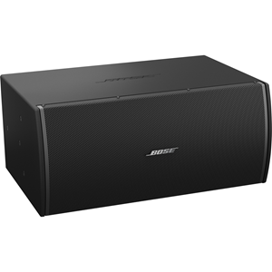 Bose Compact MB210 Wall Mountable, Ceiling Mountable Woofer - Black