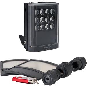 Raytec VAR2-IPPoE-hy6-1 Medium Range Hybrid Network Illuminator