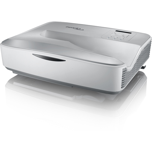 Optoma ZH420UST 3D Ready Ultra Short Throw Laser Projector - 16:9