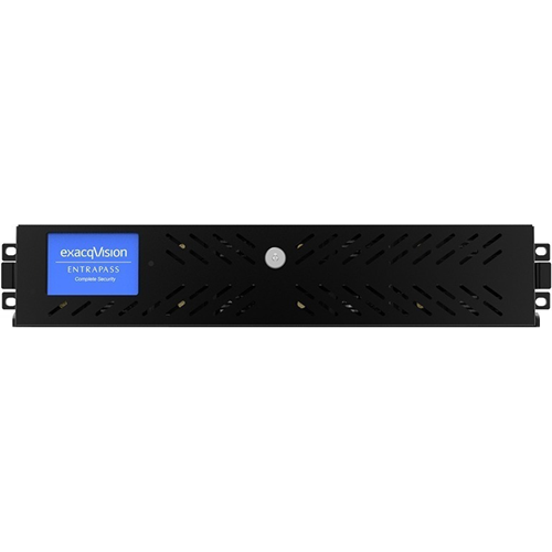 Exacq exacqVision A Hybrid Server