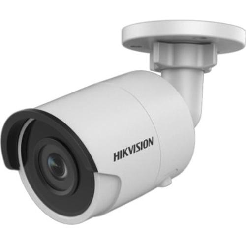 Hikvision EasyIP 3.0 DS-2CD2045FWD-I 4 Megapixel Network Camera - Bullet