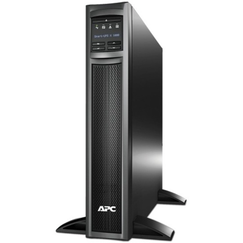 APC by Schneider Electric Smart-UPS X 1000VA Rack/Tower LCD 120V TAA (Not for sale in Vermont)