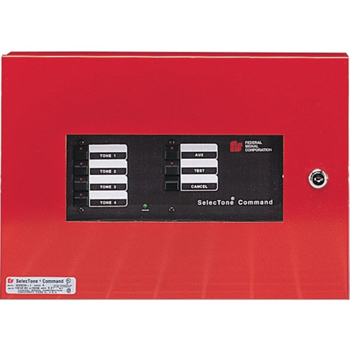 Federal Signal 300SCW-1 SelecTone Wall Mounted Command Unit