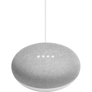 Google Home Mini Bluetooth Smart Speaker - Google Assistant Supported - Chalk White