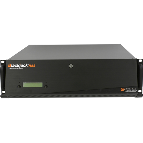 Digital Watchdog Blackjack NAS DW-BJ16NAS80TR Network Attached Storage