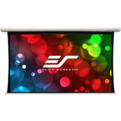 """Elite Screens CineTension2 TE150HR2-DUAL 150"""" Electric Projection Screen"""
