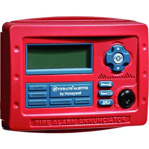 Fire-Lite ANN-80 80-Character Serial LCD Annunciator