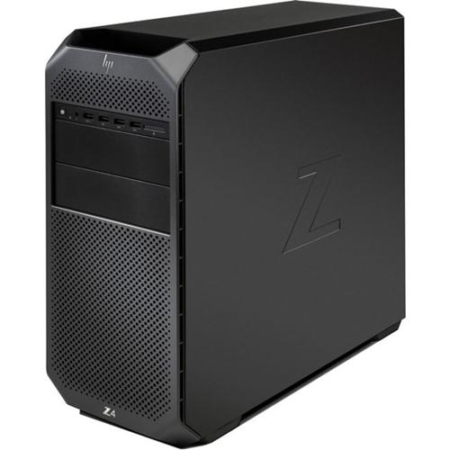 Bosch Z4 G4 Workstation - 1 x Xeon W-2123 - 8 GB RAM - Mini-tower - Black