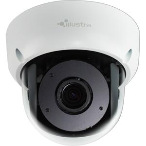 Illustra Flex IFS08D2ICWTT 8 Megapixel Network Camera - Mini Dome