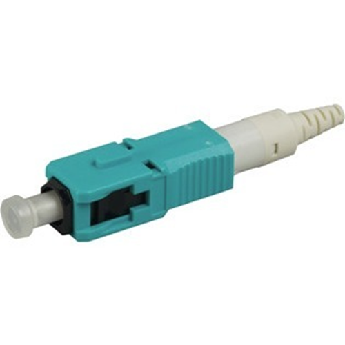 Ortronics SC PC Reusable Connector, Field-Installation, 50/125 LOMF