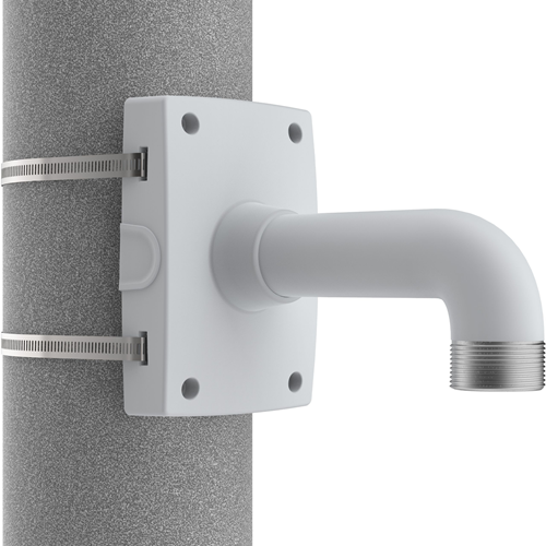 AXIS T91B67 Pole Mount for Network Camera - White