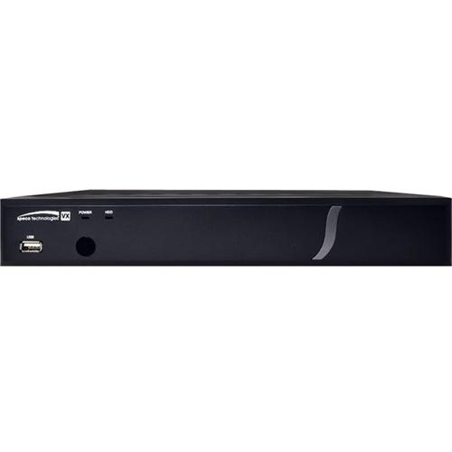 Speco 4 Channel High Megapixel HD-TVI DVR