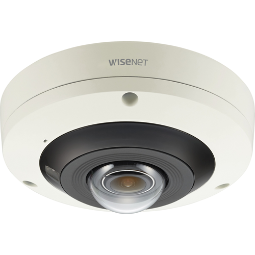 Wisenet PNF-9010R 9 Megapixel Network Camera - Dome