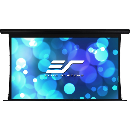 """Elite Screens Yard Master Electric OMS120HT-ELECTRODUAL 120"""" Electric Projection Screen"""