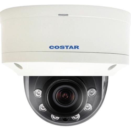 Costar DirectNET CDI5510VIFWH 5 Megapixel Network Camera - Dome