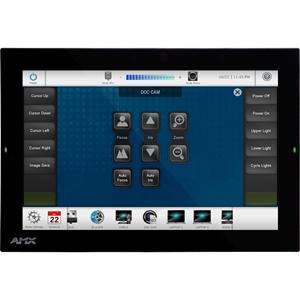 "AMX 10.1"" Modero G5 Wall Mount Touch Panel"