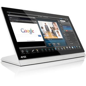 """AMX 20"""" Modero G5 Tabletop Touch Panel"""