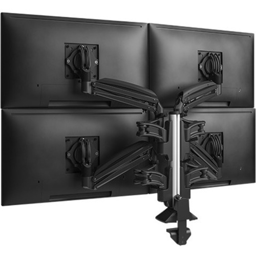 Chief Kontour KXC420B Desk Mount for Monitor, All-in-One Computer - Black