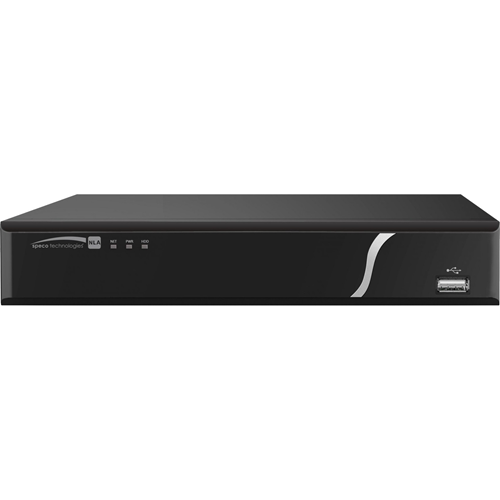 Speco 4K H.265 Network Video Recorder