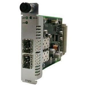 Transition Networks Point System Optical Line Media Converter