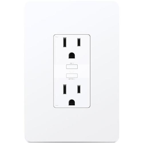Kasa Smart Smarter In-Wall Outlet