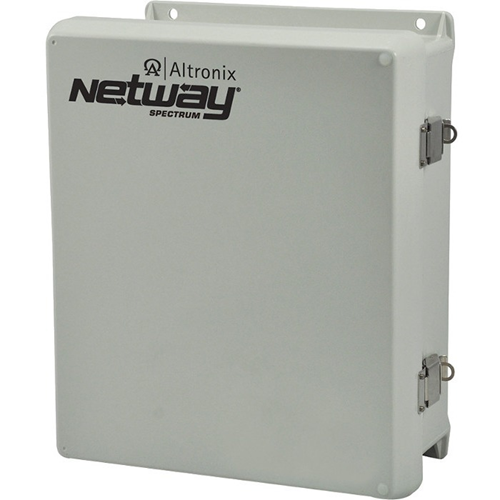 Altronix NetWay4ELWPX Ethernet Switch