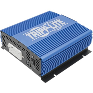 Tripp Lite 2000W Compact Power Inverter Mobile Portable 2 Outlet 1 USB Port