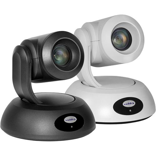 Vaddio RoboSHOT Video Conferencing Camera - 60 fps - White