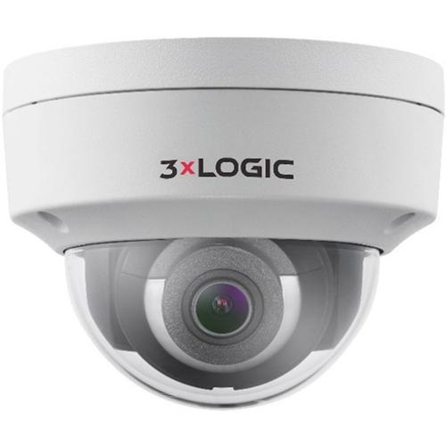 3xLOGIC VIGIL VX-SMBK-D-01 2 Megapixel Network Camera - Dome