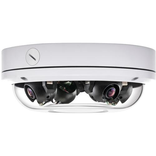 Arecont Vision SurroundVideo Omni SX AV12976DN-28 12 Megapixel Network Camera - Dome