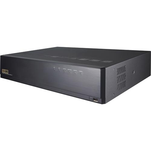 Wisenet 64Channel 4K 300Mbps H.265 NVR