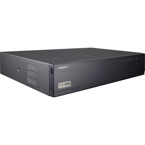 Wisenet 32Channel 12M H.265 NVR