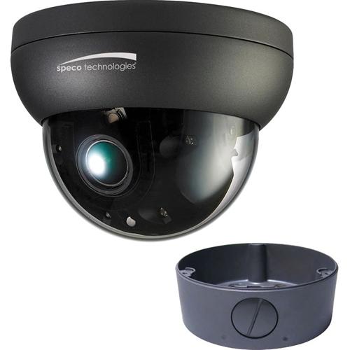 Speco Intensifier O6FD4M 6 Megapixel Network Camera - Dome - TAA Compliant