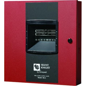 Silent Knight SK-2 Fire Alarm Control Panel