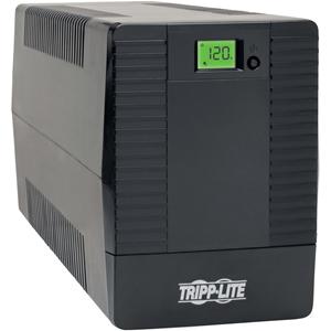 Tripp Lite UPS Smart Tower 1050VA 900W Battery Back Up Desktop AVR LCD USB