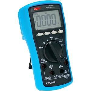 ACT ACT/6000 Alarm Engineers Autoranging Multimeter