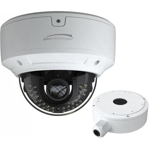 Speco H8D6M 8 Megapixel Surveillance Camera - Dome